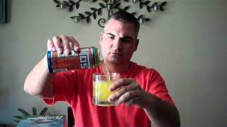 NOS Energy Drink (Review)