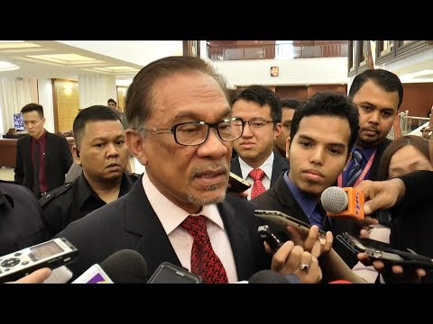 Anwar says no to organiser's anti-ICERD rally invite, government stance strong enough