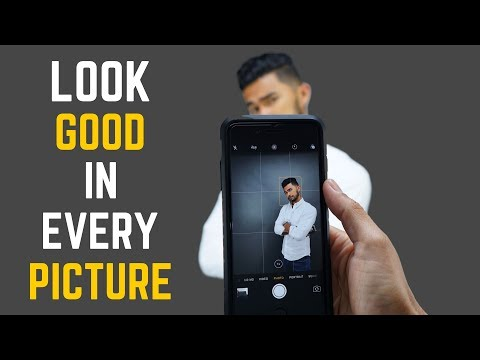How to Always Look Good in Pictures!