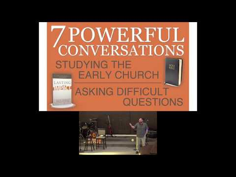 7 Powerful Conversations: What Are We Actually Willing To Change?