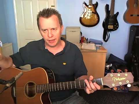 I\'d Rather Go Blind - Fingerstyle Guitar Tutorial - YouTube
