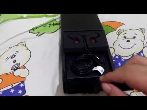 Audio Technica ATH-LS200iS Unboxing