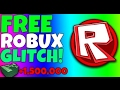 How To Get UNLIMITED FREE ROBUX On Roblox!   ROBUX GLITCH MOD   WORKING DEC 2016