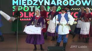 """The Folk Song and Dance Ensemble """"Jawor"""" (Poland) – XXXV International Folklore Meetings Lublin 2021"""