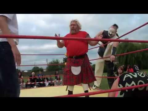 David Michel / Vinny Barthélémy contre Scott Rider / Slinky / Joris Fiack