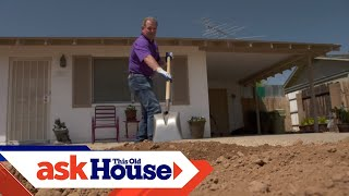 How to Create a Desert Landscape | Ask This Old House