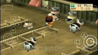 Gambar cover Cara Download Game Harvest Moon Boy And girl PPSSPP Android