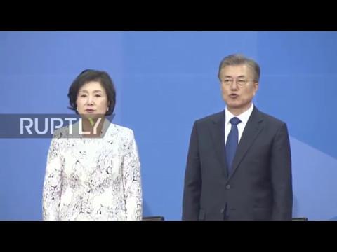 South Korea: New South Korean President Moon Jae-in willing to visit Pyongyang