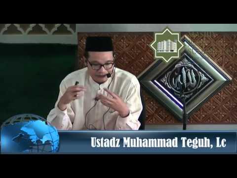 Asuransi dalam Pandangan Islam, oleh Muhammad Teguh, Lc