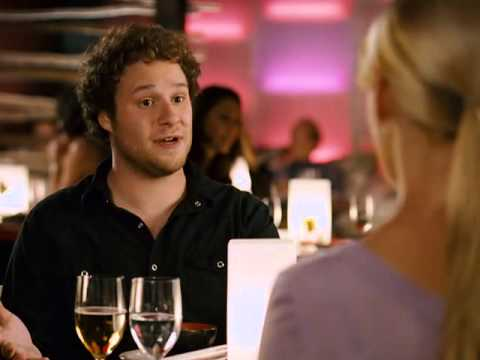 Knocked Up (2007) - Alison Tells Ben She's Pregnant Dinner Scene