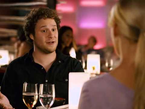 Knocked Up 2007  Alison Tells Ben She's Pregnant Dinner