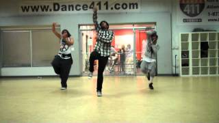 Usher | My Way | Jeremy Strong Choreography | Collizion