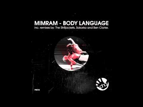 Mimram - Body Language (The Str8jackets Deluded Rub)