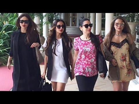 Kareena Kapoor Khan Poses With Her Girl Gang | Bollywood News Mp3