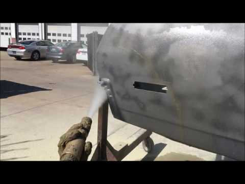 Paint Stripping - Metal - Auto Restoration