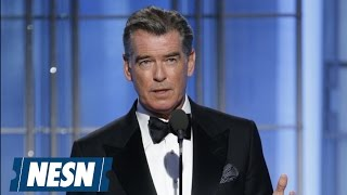 Pierce Brosnan Picks Conor McGregor Over Floyd Mayweather