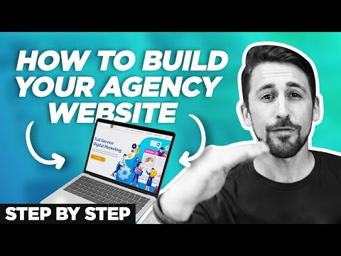 How to Build An Agency Website To Get Conversions [Step By Step]