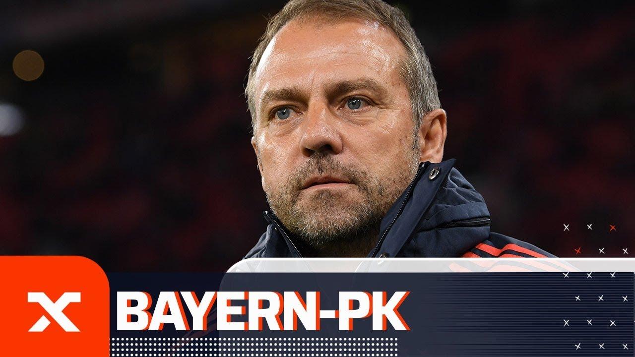 "Hansi Flick vor dem Klassiker gegen den BVB: ""Matthäus-Aussage ist Blödsinn"" | FC Bayern - Dortmund"