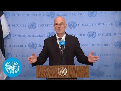 Security Council Recommends UN Secretary-General António Gut