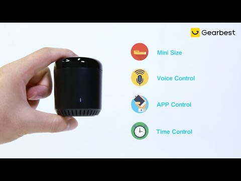 Broadlink RM mini3 Universal WiFi & IR Remote Controller - Gearbest.com