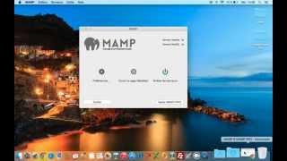 Installer PHP sous mac Mp3