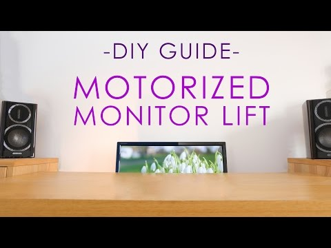 build-a-motorized-monitor-lift-(on-a-budget!)