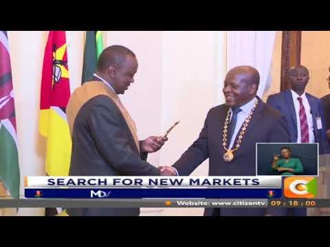 Kenya, Mozambique to link ports