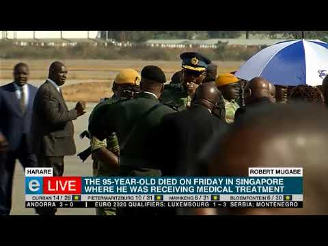 Foreign dignitaries expected to attend Mugabe's funeral