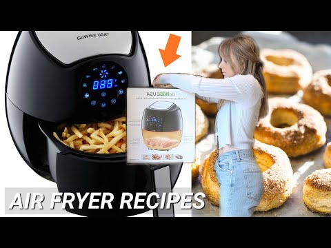 i only cooked with an air fryer for a week this is what happened
