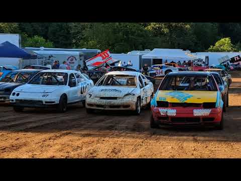 Hornets Cottage Grove Speedway Wallbanger Cup Night/ Kids Night 6/23/18