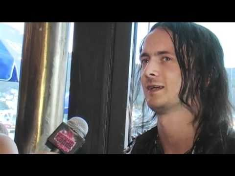Watain Interview at Hole In The Sky 2010
