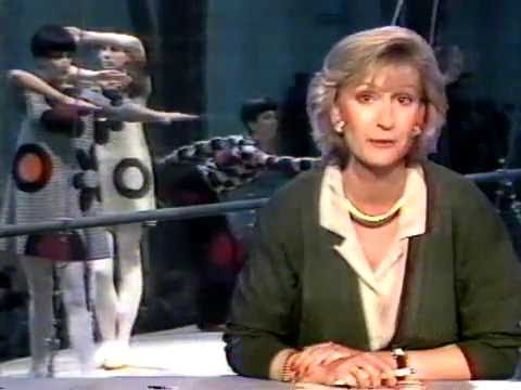 Tagesthemen (unvollständig), ARD 21.4.1988