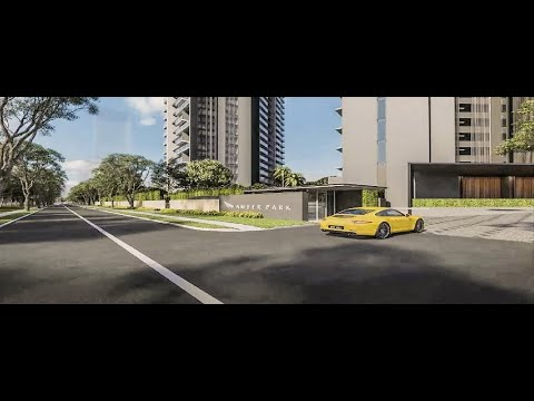 Redefining Seafront Living at Amber Park
