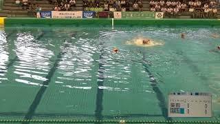 18日 水泳男子 水球 柴田×鹿児島南 2回戦 1 水球女子 検索動画 24