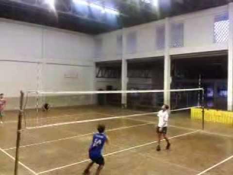 แบบฝึกวอลเลย์บอล 10 แบบ