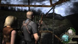 Resident evil 4 Profesional NO DAMAGE Capitulo 2-3