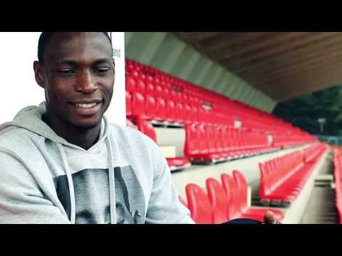 Anthony Ujah Talking About Racism In Football