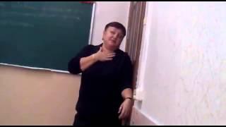Преподаватель Встречает Ученика xD