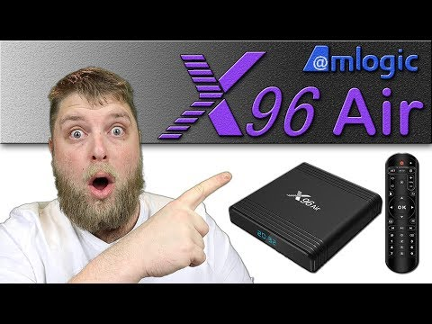 X96 Air Review - Best Cheap Android Box For Under £30!