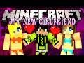 Minecraft: ДЕВУШКИ В MINECRAFT? (Бикини, Любовь, Драки и тд) [Обзор модов]