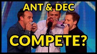 Top 3 ANT and DEC 's GOLDEN BUZZERS and BEST MOMENTS EVER!