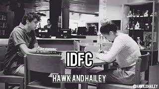 Hawk & Hailey T@gged // idfc
