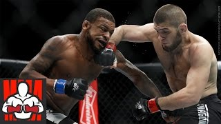 UFC 205 - Хабиб Нурмагомедов победил Майкла Джонсона, слова после боя