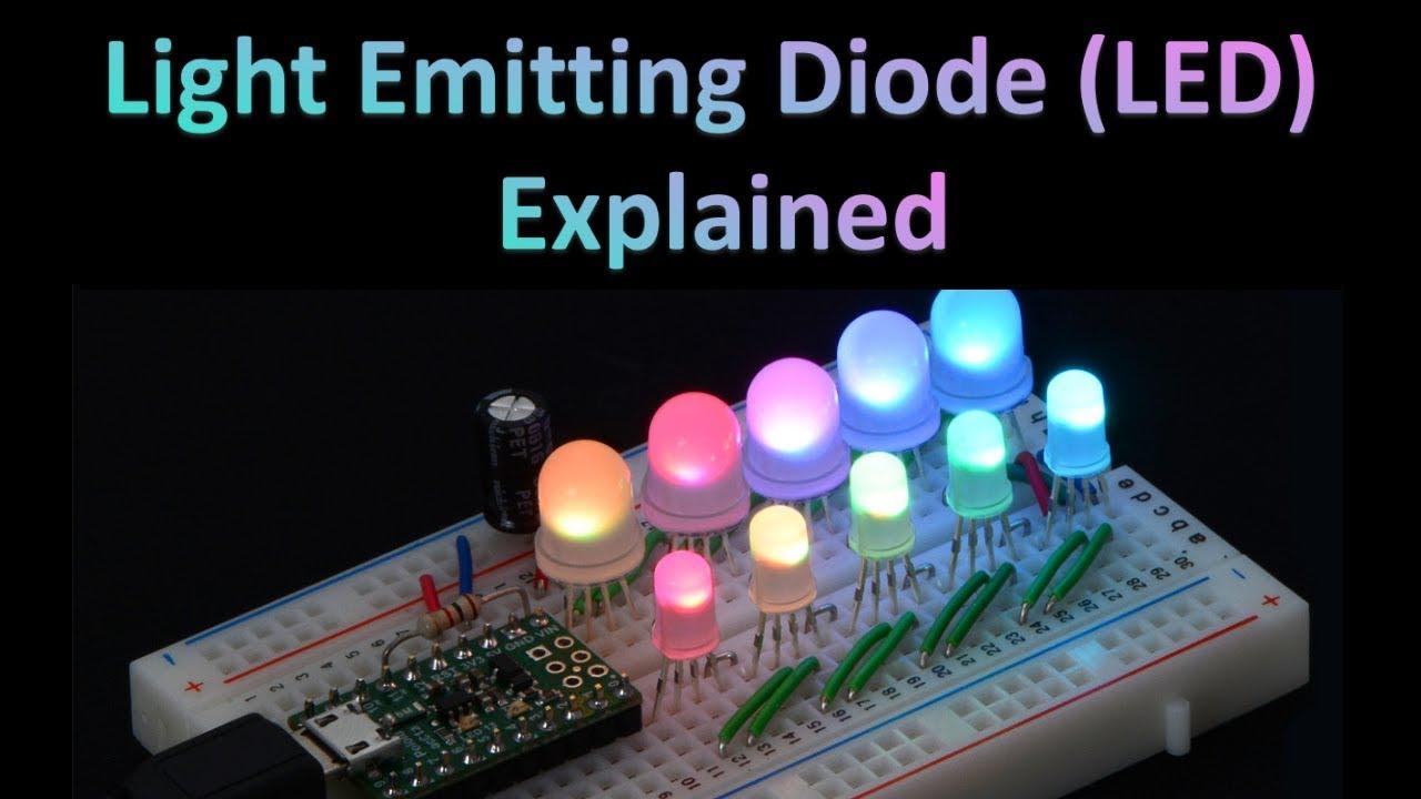 Kinds Of Light Emitting Diode