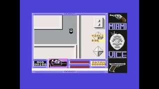 Miami Vice (C64) review
