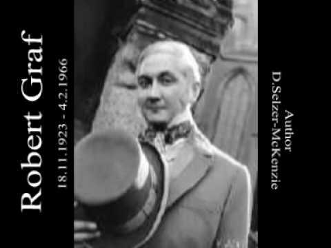 Robert Graf  1923-1966 - von SelMcKenzie Selzer-McKenzie