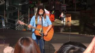 MINAMI WHEEL2016 10/10 acoustic live. Miyuuさんの1st single Souther...