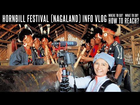 Hornbill Festival Nagaland 2018, How To Reach, Where To Go and What To Do