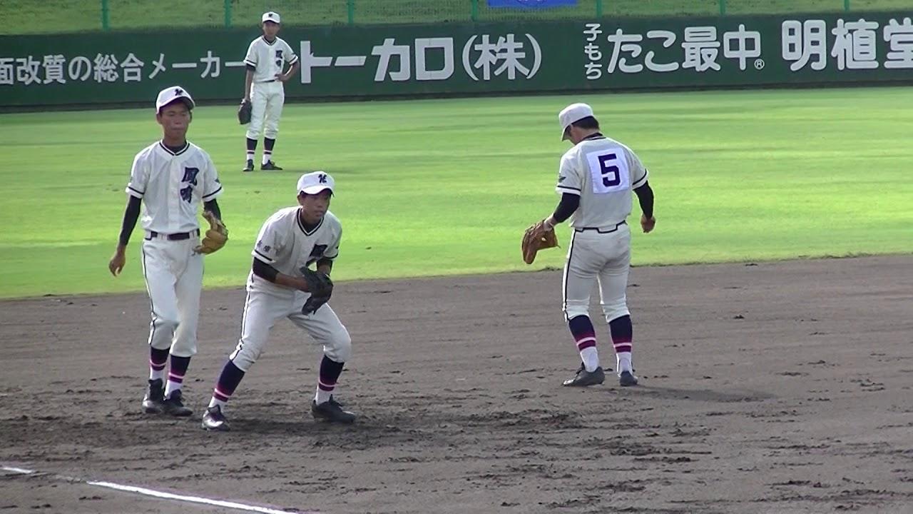 篠山鳳鳴(兵庫)シートノック『...
