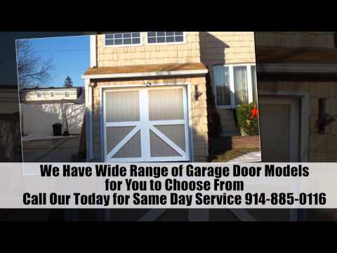 Garage Door Repair White Plains  914-885-0116 Rolling Doors